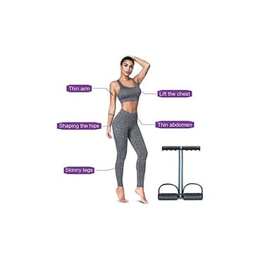 Portable Body Toner and Tummy Trimmer