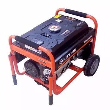 Lutian Generator - 3.5KVA With Key Starter - LT3900