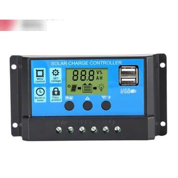 30A 2USB Intelligent Regulator Solar Charge Controller/Solar Panel Battery Controller