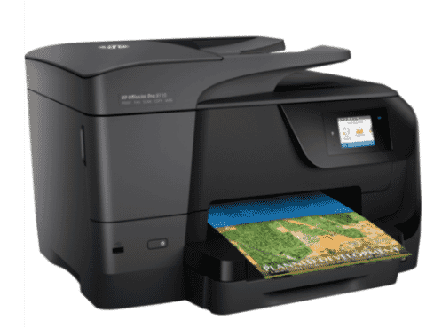 HP OFFICEJET 8710 ALL-IN-ONE PRINTER