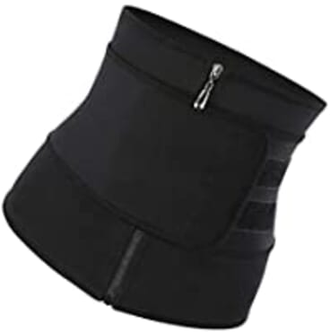 Women Neoprene Slimming Waist Trainer Body Shaper Belt