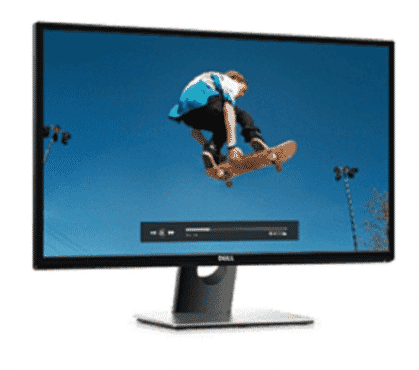 Dell SE2717H Monitor – 27-Inch Monitor With A Vivid Display