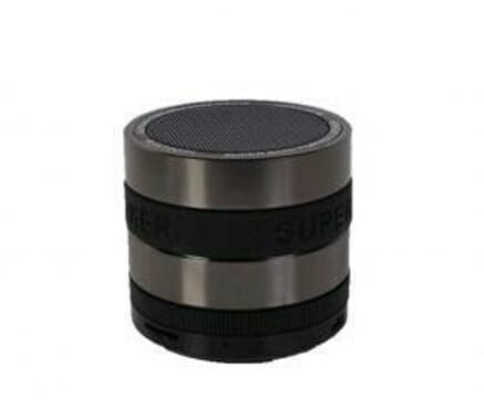 Universal Bluetooth Speaker With FM - Black