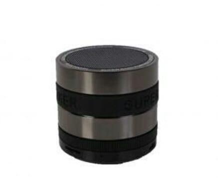 Universal Bluetooth Speaker With FM - Black