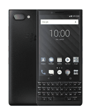 BlackBerry Key 2 Le - 64GB, 4GB RAM - Dual Sim