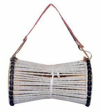 Universal Unique Talking Drum - Brown