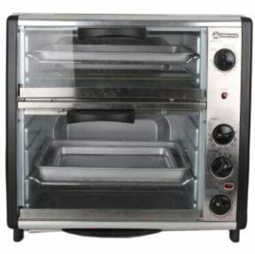 Masterchef 25 Litre 2 Step Oven Toaster MC-EO2025