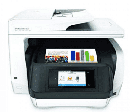 HP OfficeJet Pro 8720 All-In-One Wireless
