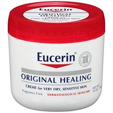 Eucerin Original Healing Creme