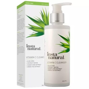 Insta Natural Vitamin C Cleanser