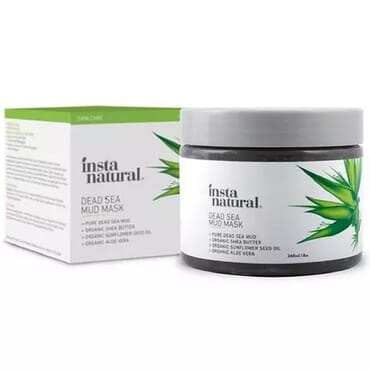 Insta Natural Dead Sea Mud Mask