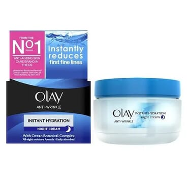 Olay Anti-wrinkle Instant Hydration Night Cream