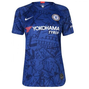LADIES CHELSEA HOME JERSEY