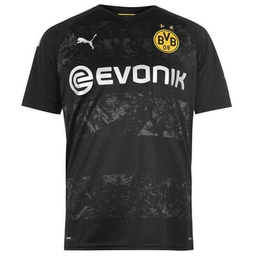 BORUSSIA DORTMUND AWAY SHIRT