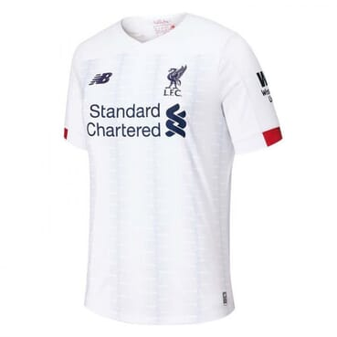 KIDS LIVERPOOL AWAY SHIRT