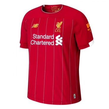 KIDS LIVERPOOL HOME JERSEY 2020