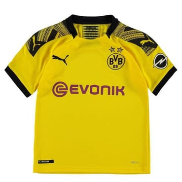 BORUSSIA DORTMUND HOME SHIRT-KIDS
