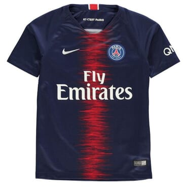 KIDS PSG JERSEY NAVY-BLUE