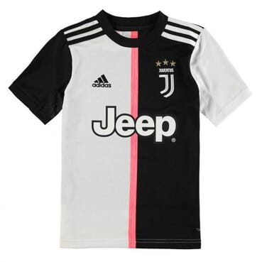 KIDS JUVENTUS HOME JERSEY