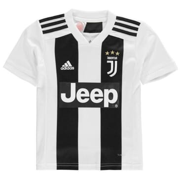 KIDS JUVENTUS HOME SHIRT