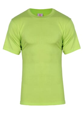 kanin Fashion Lemon Round Neck T-Shirt