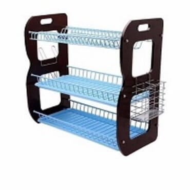 3 Tier Plate Rack
