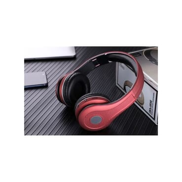 4-5 Hours Premium Quality Bluetooth Headphone With FM Radio,High Bass Sound,Great Battery Life,Memory Card/TF Card Slot,AUX,Hand Free Calling + A Carrying Case With Hook.For Tecno,iPhone,Infinix,Gionee,Samsung Etc.