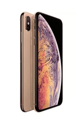 Apple iPhone XS Max - 256GB - 1 Year Warranty - Dual Sim - Nano Sim & E-Sim - Gold