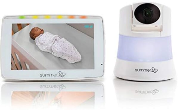 Summer Infant In View 2.0 Color Video Baby Monitor with Remote Control