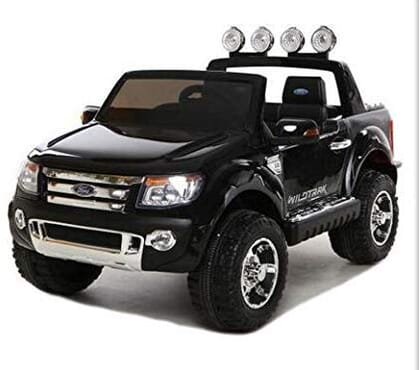 Ford Ranger Licensed Ride-on Car - Black