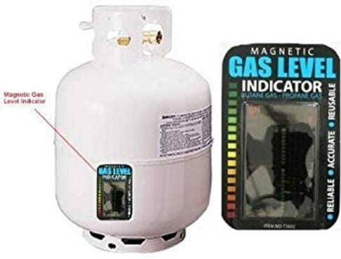 Cooking Gas Level Indicator (Propane/Butane Gas Cylinder)