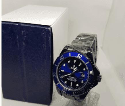 Rolex Submarine Chain Wrist Watch