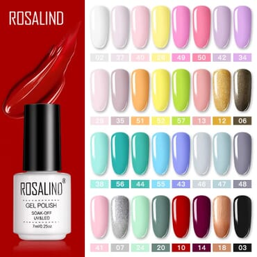 Rosalind Nail Gel