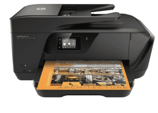 HP Officejet 7510 A3/A4 All in One wide format Printer