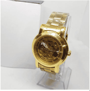 Rolex Machine Chain Watch