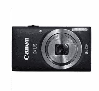 CANON CAMERA IXUS 177 BLACK
