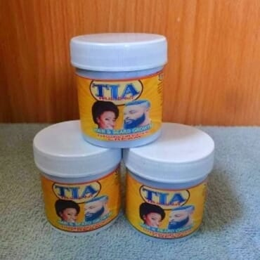 TIA Hair & Beard Growth Cream.