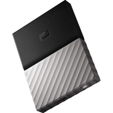 Western Digital WD 4TB Backup USB 3.0 Portable External Hard Drive Hard Disk