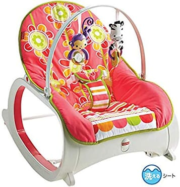 Fisher Price Infant-to-toddler Rocker - Floral Confetti