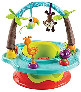 Summer Infant Deluxe Wild Safari Superset Is A 3-in-1 Seat