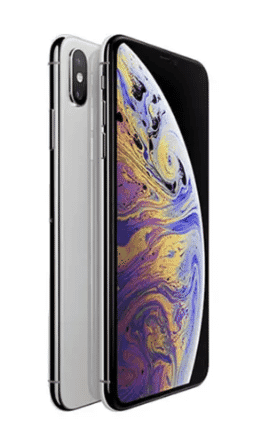 Apple iPhone Xs - 64gb - 1 Year Warranty - Silver