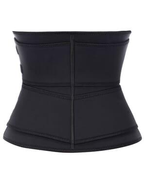 Solid Neoprene Waist Trainer (Double Belt)