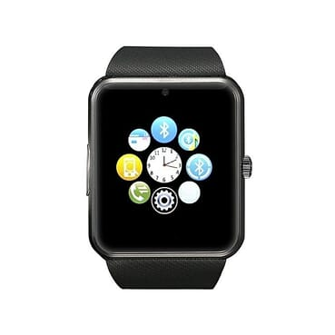Generic GT08 Android Smart Watch - Black