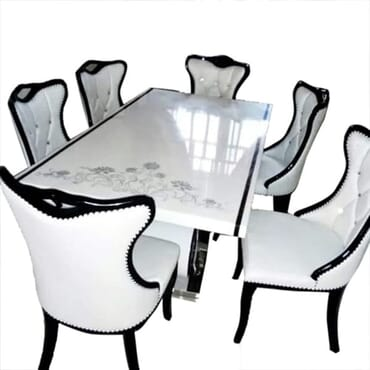 Royal Marble Dining Set