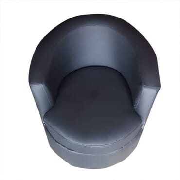 Bucket Sofa - Black