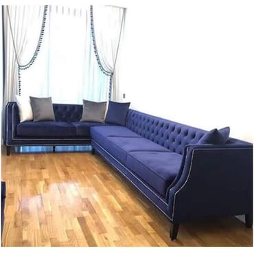 Haze Sofa - Blue