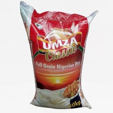 Umza Classic Rice- 50kg