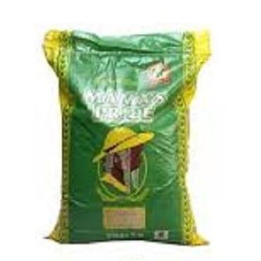Mama's Pride Rice- 25kg