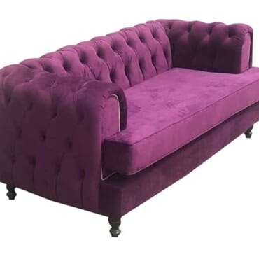 Haze Sofa - Purple