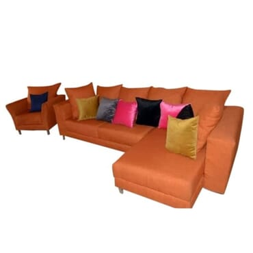 Sectional Plus Single Sofa